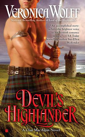 Devil's Highlander by Veronica Wolff