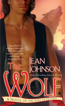 The Wolf by Jean Johnson
