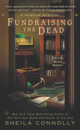 Fundraising the Dead by Sheila Connolly