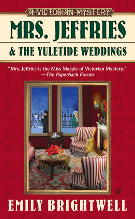 Mrs. Jeffries and the Yuletide Weddings by Emily Brightwell