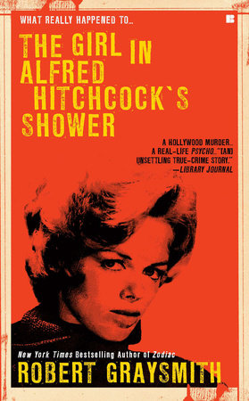 The Girl in Alfred Hitchcock's Shower