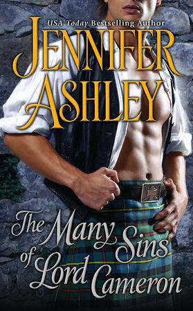 The Many Sins of Lord Cameron by Jennifer Ashley