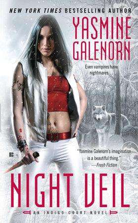 Night Veil by Yasmine Galenorn