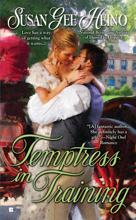 Temptress in Training by Susan Gee Heino