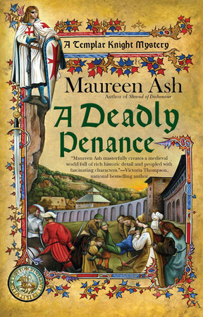 A Deadly Penance by Maureen Ash