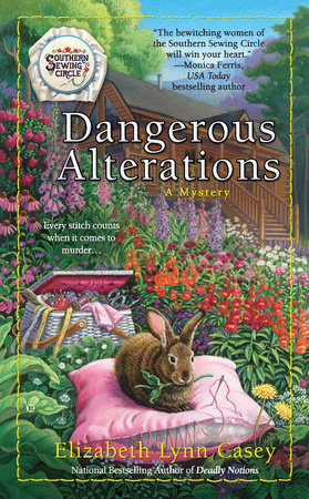Dangerous Alterations by Elizabeth Lynn Casey