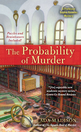 The Probability of Murder by Ada Madison