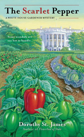 The Scarlet Pepper by Dorothy St. James