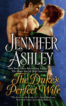 The Duke's Perfect Wife by Jennifer Ashley