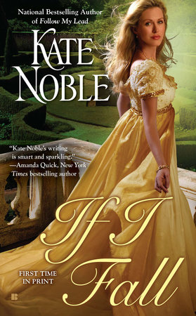 If I Fall by Kate Noble