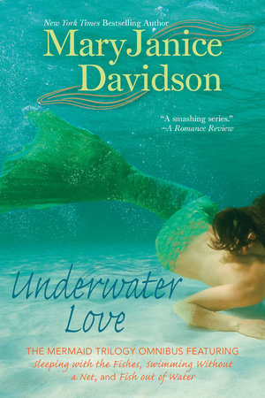 Underwater Love by MaryJanice Davidson