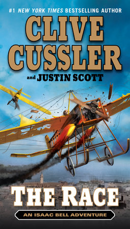 The Race by Clive Cussler