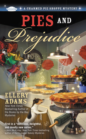The cover of the book Pies and Prejudice