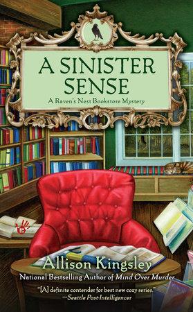 A Sinister Sense by Allison Kingsley