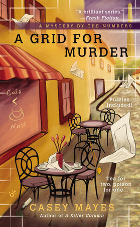 A Grid for Murder by Casey Mayes