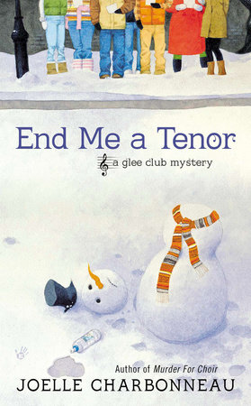 End Me a Tenor by Joelle Charbonneau