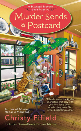Murder Sends a Postcard by Christy Fifield