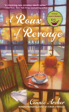 A Roux of Revenge by Connie Archer