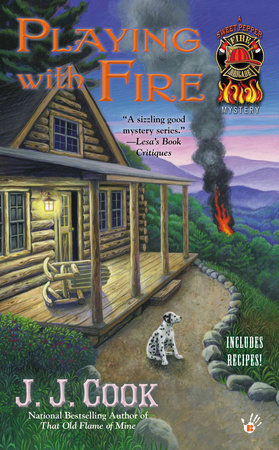 Playing with Fire by J. J. Cook