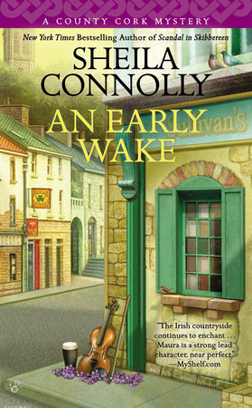 An Early Wake by Sheila Connolly