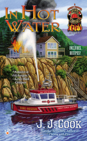 In Hot Water by J. J. Cook