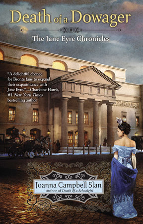 The Death of a Dowager by Joanna Campbell Slan