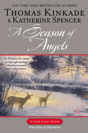 A Season of Angels by Thomas Kinkade and Katherine Spencer