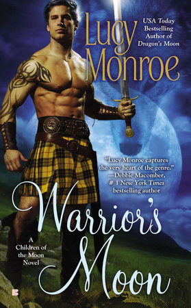Warrior's Moon by Lucy Monroe