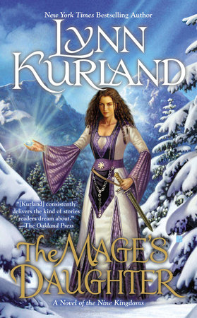 The Mage's Daughter by Lynn Kurland