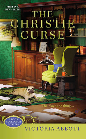 The Christie Curse by Victoria Abbott