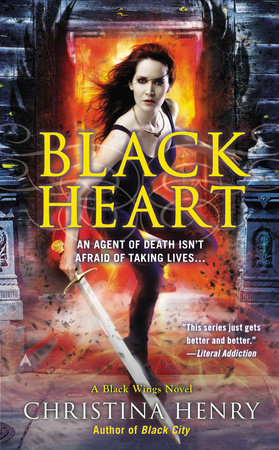 Black Heart by Christina Henry