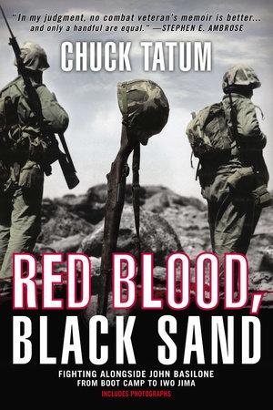 Red Blood, Black Sand