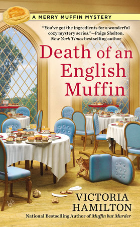 Death of an English Muffin by Victoria Hamilton