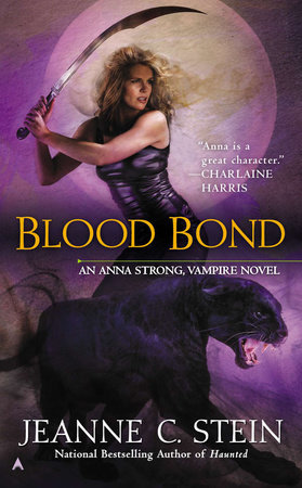 Blood Bond by Jeanne C. Stein