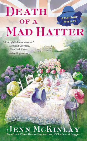 Death of a Mad Hatter by Jenn McKinlay