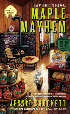 Maple Mayhem by Jessie Crockett