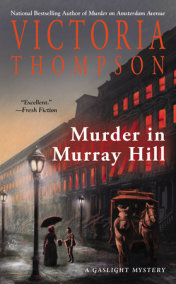 Murder in Murray Hill