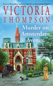 Murder on Amsterdam Avenue