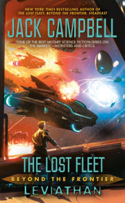 The Lost Fleet: Beyond the Frontier: Leviathan