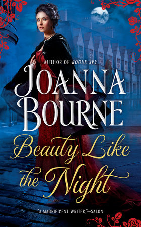 Beauty Like the Night by Joanna Bourne