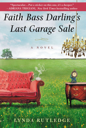 Faith Bass Darling's Last Garage Sale by Lynda Rutledge