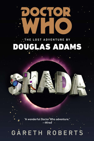 The cover of the book Doctor Who: Shada