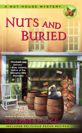 Nuts and Buried by Elizabeth Lee