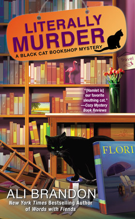 Literally Murder by Ali Brandon | PenguinRandomHouse com: Books