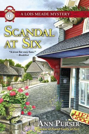 Scandal at Six by Ann Purser