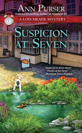 Suspicion at Seven by Ann Purser