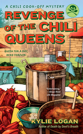 Revenge of the Chili Queens by Kylie Logan