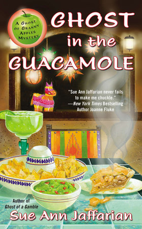 Ghost in the Guacamole by Sue Ann Jaffarian