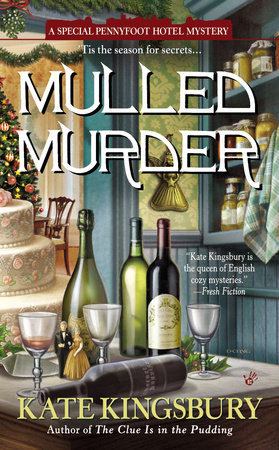 Mulled Murder by Kate Kingsbury