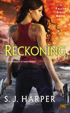 Reckoning by S.J. Harper